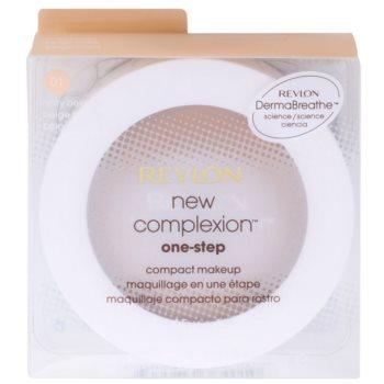 Revlon Cosmetics New Complexion™ podkład w kompakcie SPF 15 3