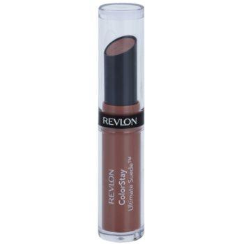 Revlon Cosmetics ColorStay™ Ultimate Suede™ ruj de buze catifelant 2