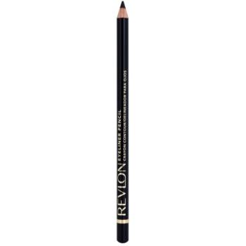 Fotografie Revlon Eyeliner Pencil tužka na oči 01 Black 1,49 g