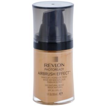 Revlon Cosmetics Photoready Airbrush Effect™ tekutý make-up SPF 20 odstín 005 Natural Beige 30 ml