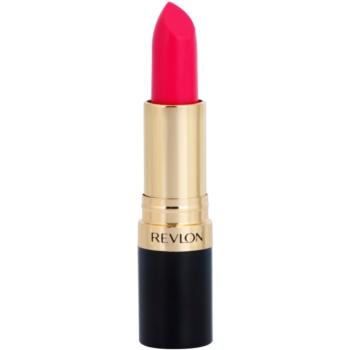 Revlon Cosmetics Super Lustrous™ rtěnka s matným efektem odstín 014 Sultry Samba 4,2 g