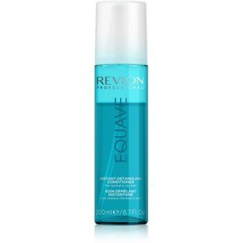 Revlon Professional Equave Hydro Nutritive balsam hidratant leave-in spray imagine produs