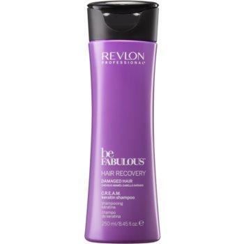 Revlon Professional Be Fabulous Hair Recovery șampon cremos pentru păr foarte uscat