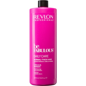 Revlon Professional Be Fabulous Daily Care sampon revitalizant si hidratant