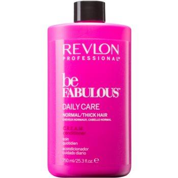 Revlon Professional Be Fabulous Daily Care balsam pentru păr normal până la gros