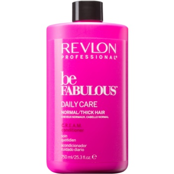 Revlon Professional Be Fabulous Daily Care balsam pentru pãr normal pânã la gros imagine produs