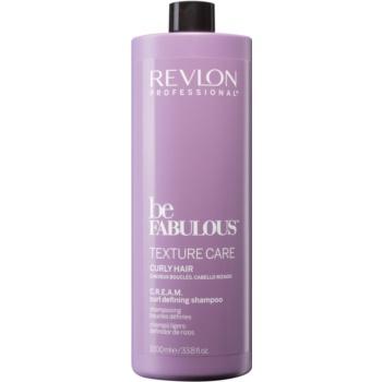 Revlon Professional Be Fabulous Texture Care sampon hidratant pentru definirea buclelor