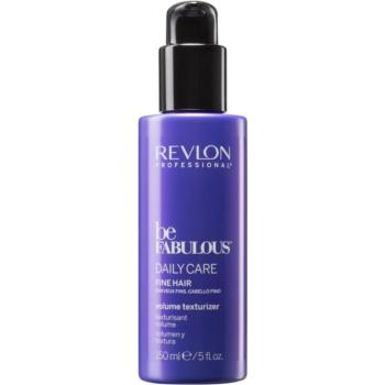 Revlon Professional Be Fabulous Daily Care lapte hidratant pentru volumul și rezistența părului