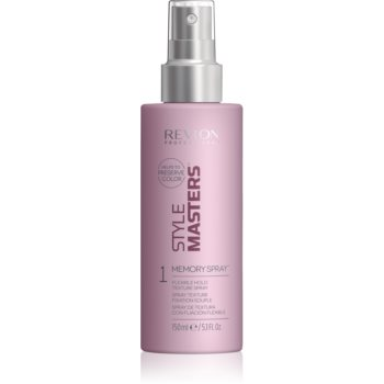 Revlon Professional Style Masters Memory Spray spray styling pentru fixare și formă