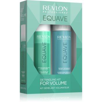 Revlon Professional Equave Volumizing set cosmetice (pentru toate tipurile de par) pentru femei