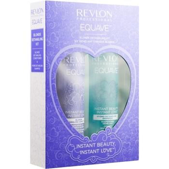 Revlon Professional Equave Blonde set cosmetice I.
