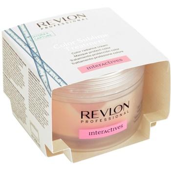 Revlon Professional Interactives Color Sublime masca pentru par vopsit