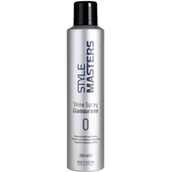 Fotografie Revlon Professional Style Masters sprej pro přirozenou fixaci a lesk vlasů 300 ml
