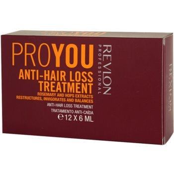 Revlon Professional Pro You Anti-Hair Loss tratament pentru par impotriva caderii parului 2