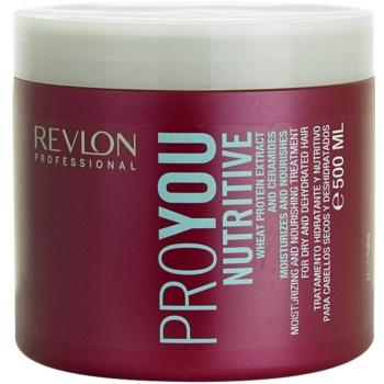 Revlon Professional Pro You Nutritive masca pentru par uscat