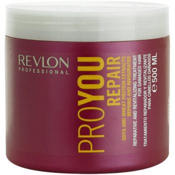 Revlon Professional Pro You Repair masca pentru par degradat sau tratat chimic