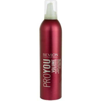 Fotografie Revlon Professional Pro You Volume pěnové tužidlo pro normální zpevnění 400 ml