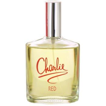 Revlon Charlie Red toaletna voda za ženske 1
