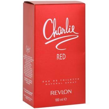 Revlon Charlie Red toaletna voda za ženske 2