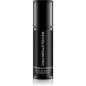 Revolution PRO Prime & Hydrate baza hidratantă de machiaj