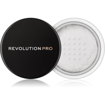 Revolution PRO Loose Finishing Powder pudra pulbere transparentă