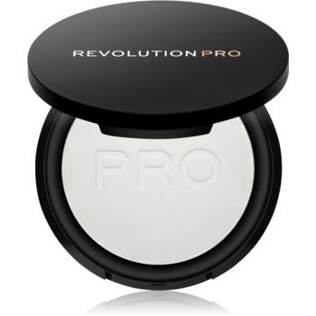Revolution PRO Pressed Finishing Powder pudră transparentă compactă
