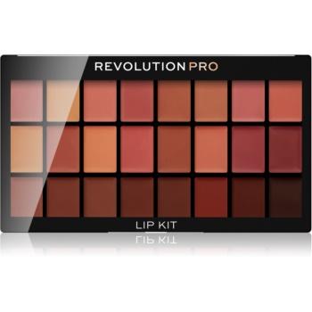 Revolution PRO Lip Kit Paleta de ruj
