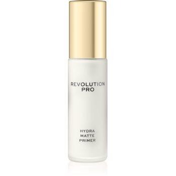 Revolution PRO Hydra Matte baza hidratantă de machiaj
