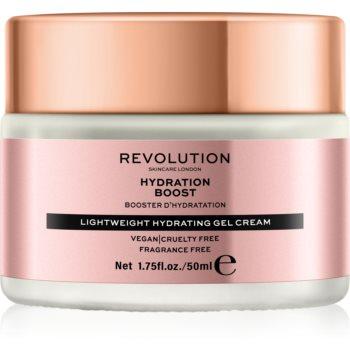 Revolution Skincare Hydration Boost crema gel pentru hidratare. poza noua