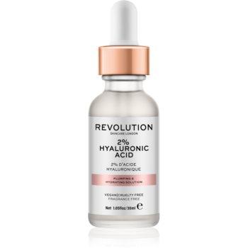 Revolution Skincare Hyaluronic Acid 2% ser hidratant poza noua