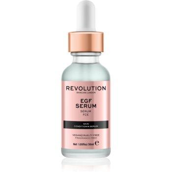 Revolution Skincare EGF Serum ser cu factor de crestere a pielii poza noua