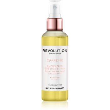 Revolution Skincare Caffeine spray energizant pentru ten imagine produs