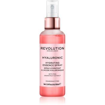 Revolution Skincare Hyaluronic Essence spray hidratant pentru ten imagine produs