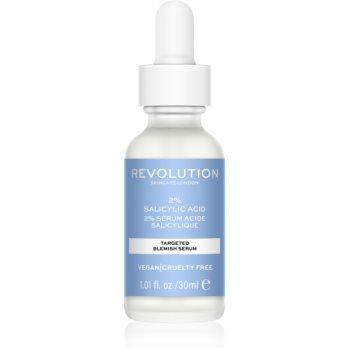 Revolution Skincare Blemish 2% Salicylic Acid ser cu 2% acid salicilic