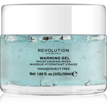 Revolution Skincare Warming Gel masca faciala hidratanta imagine