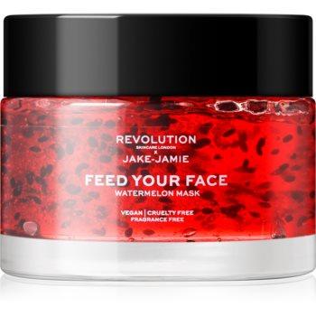 Revolution Skincare X Jake-Jamie Watermelon masca faciala hidratanta poza noua