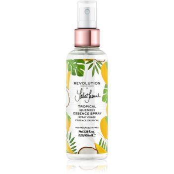 Revolution Skincare X Jake-Jamie Tropical Essence spray nutritiv ?i hidratant imagine produs