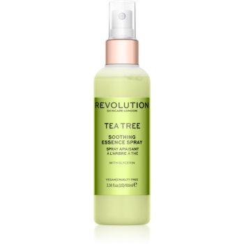 Revolution Skincare Tea Tree spray pentru fata pentru netezirea pielii imagine produs