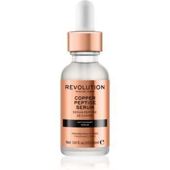 Revolution Skincare Copper Peptide Serum ser antioxidant poza noua