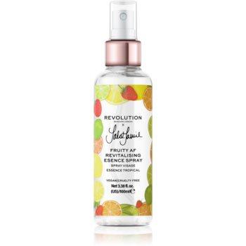 Revolution Skincare X Jake-Jamie Fruity Essence spray nutritiv ?i hidratant imagine produs