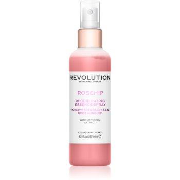 Revolution Skincare Rosehip spray pentru fata cu efect de hidratare imagine produs