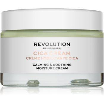 Revolution Skincare Cica crema calmanta si hidratanta poza noua