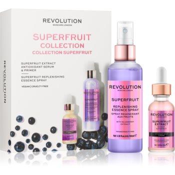 Revolution Skincare Superfruit set de cosmetice (pentru femei)