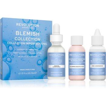Revolution Skincare Blemish Collection set de cosmetice (pentru ten gras si problematic)