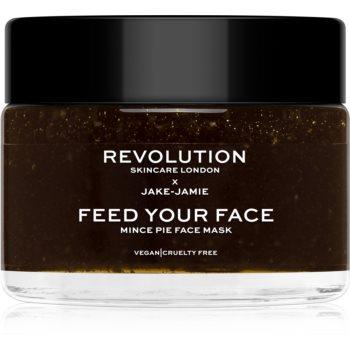 Revolution Skincare X Jake-Jamie Mince Pie masca de hidratare profundă poza noua