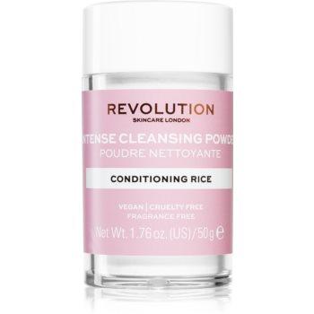 Revolution Skincare Conditioning Rice pudra de curatare fina poza noua