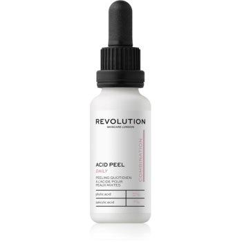 Revolution Skincare Peeling Solution exfoliant facial pentru ten mixt poza noua