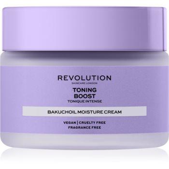 Revolution Skincare Boost Toning Bakuchiol crema calmanta si hidratanta