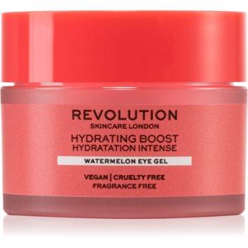 Revolution Skincare Boost Hydrating Watermelon crema de ochi hidratanta