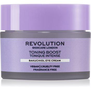 Revolution Skincare Boost Toning Bakuchiol crema de noapte împotriva tuturor semnelor de imbatranire poza noua
